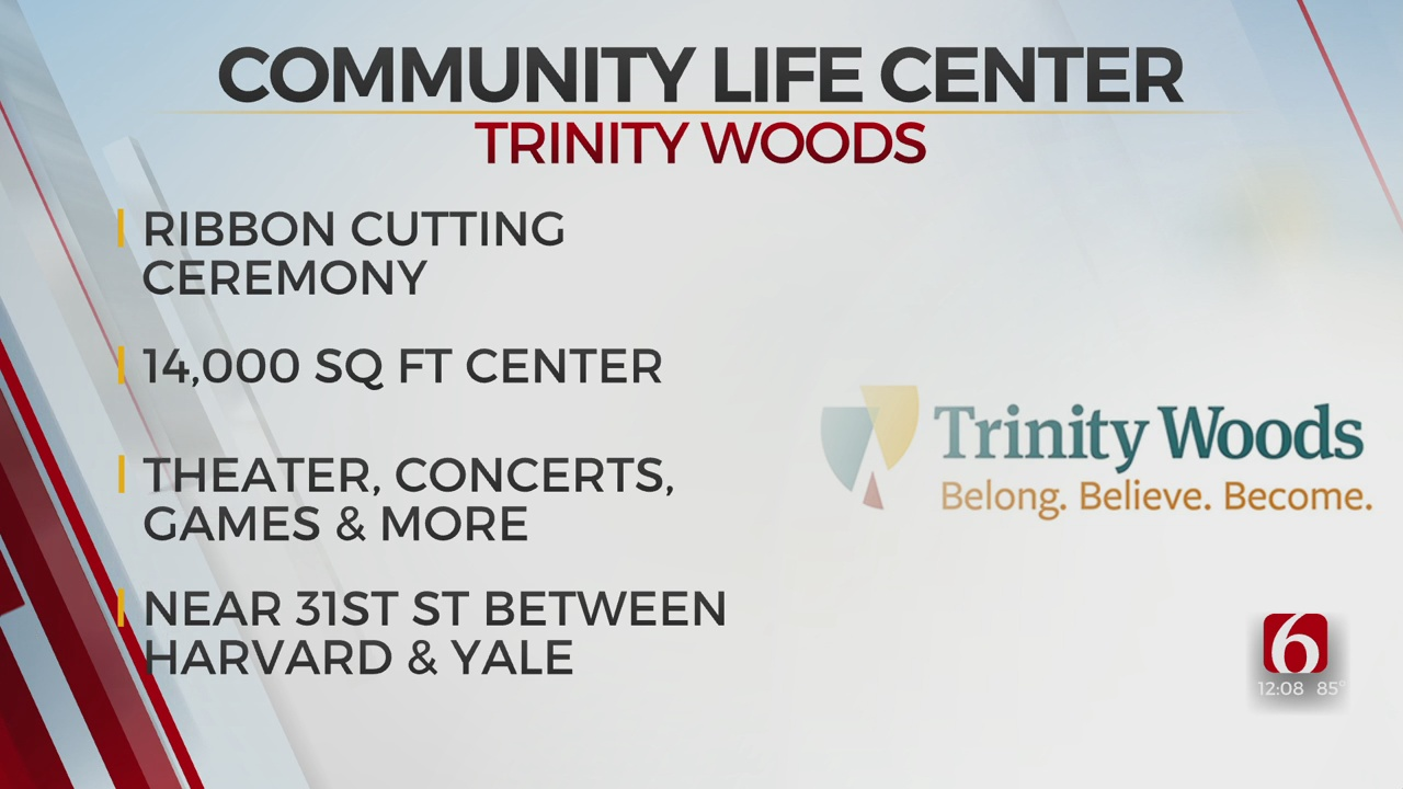 Mayor G.T. Bynum To Lead Ribbon Cutting For New Community Life Center At Trinity Woods