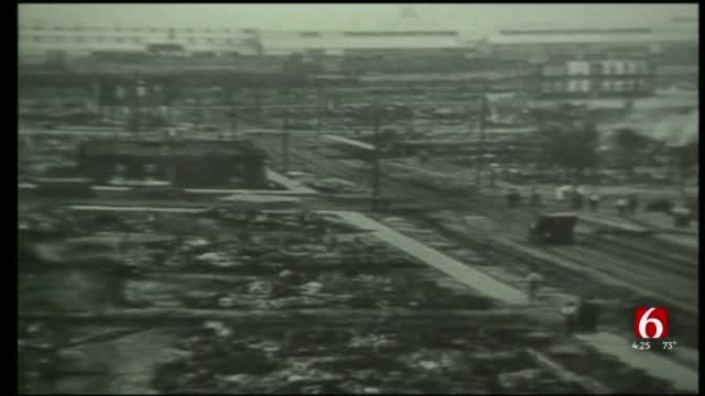 Watch: Remembering The 1921 Tulsa Race Massacre