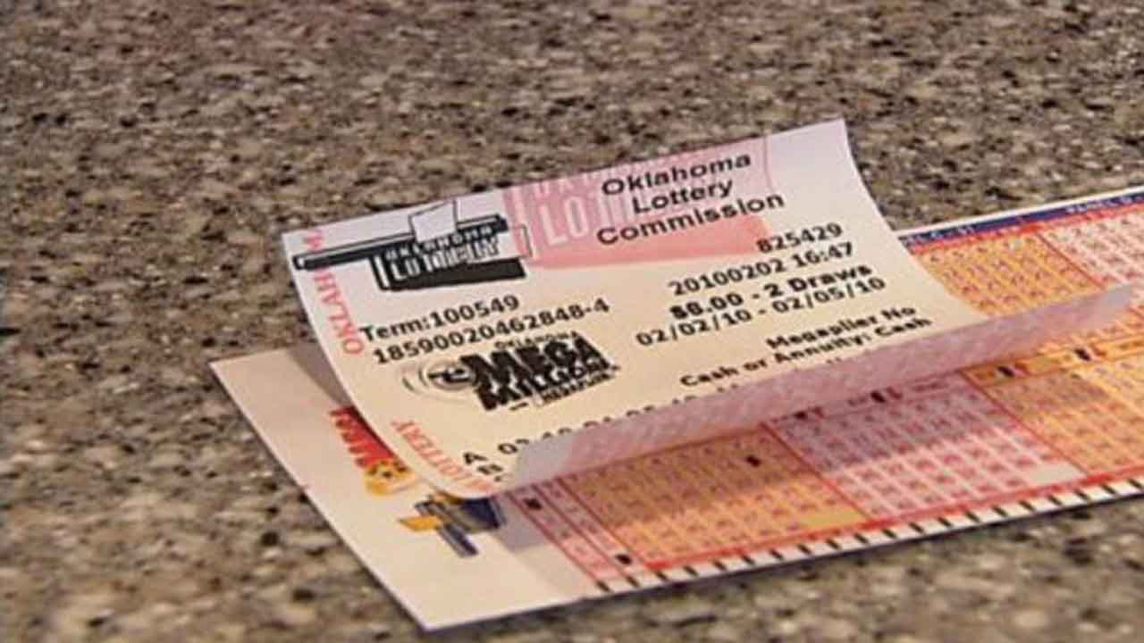 Oklahoma Lottery Searching For 2 Jackpot Winners