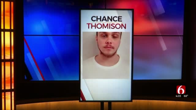 Nowata Co. Sheriff's Office Searches For Man In Connection To Burglaries