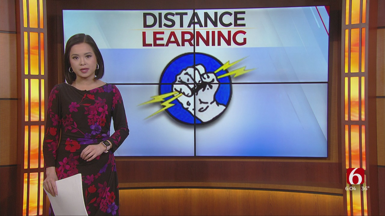 Haskell Public Schools Continues Distance Learning To Start Semester