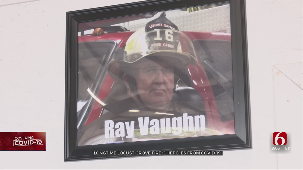 Community Mourns Loss Of Longtime Locust Grove Fire Chief To COVID-19