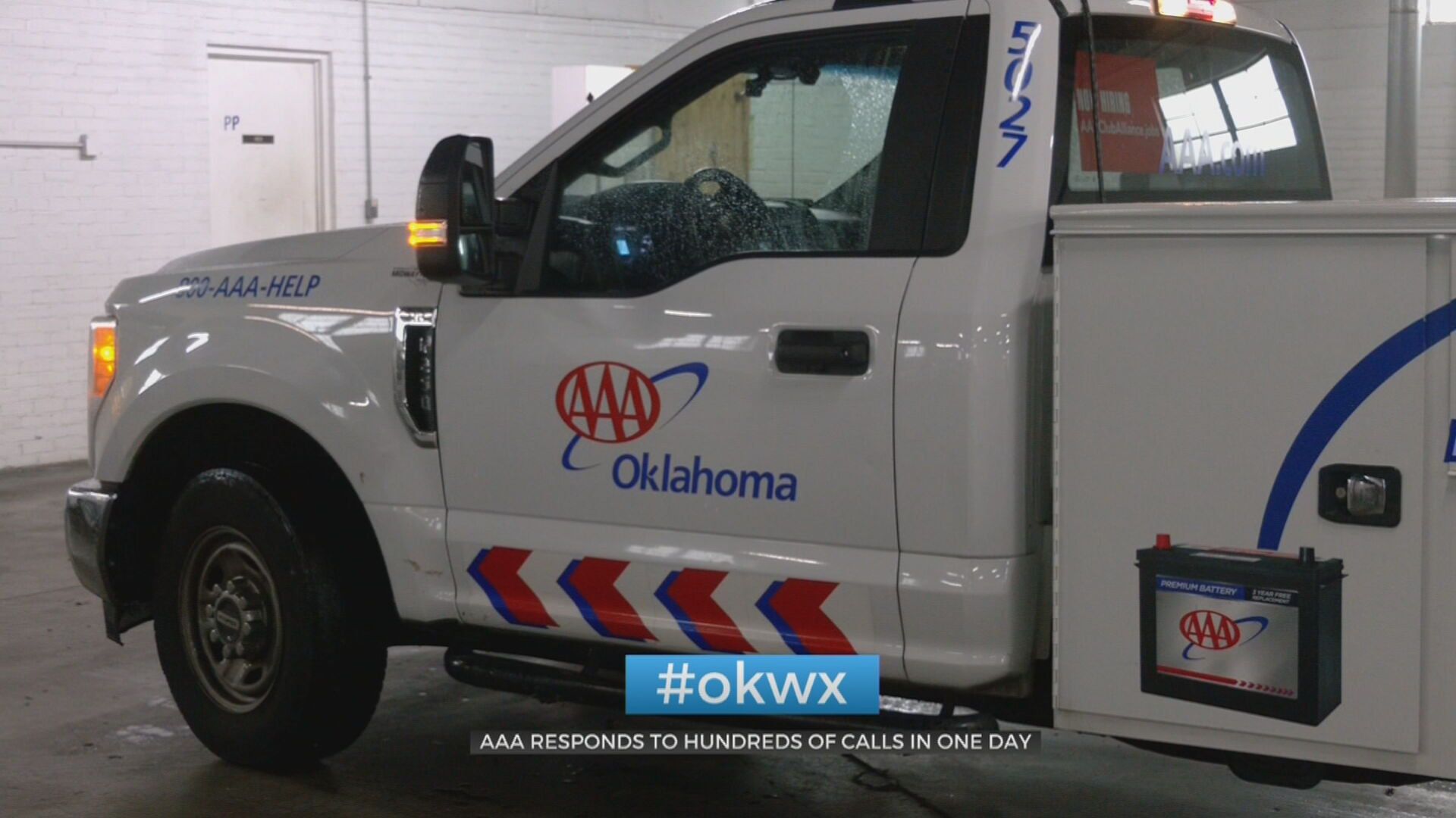 AAA Encourages Drivers To Use Caution After Receiving 900 Calls Statewide In Single Day
