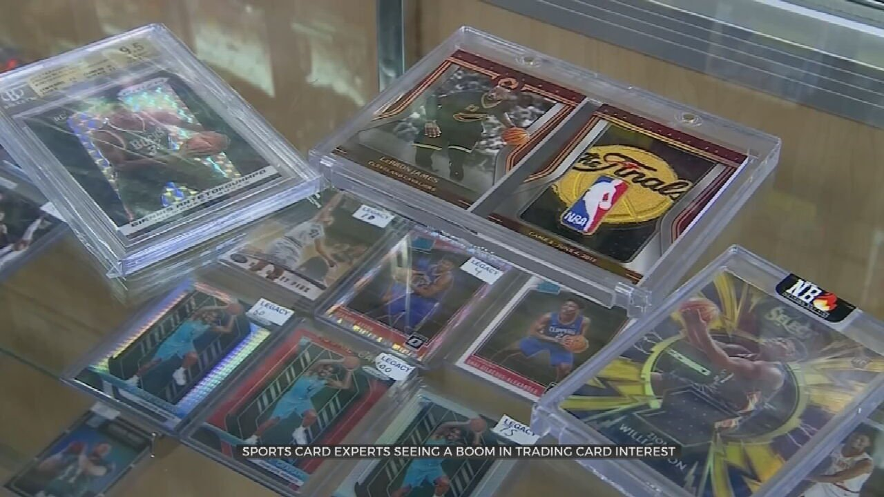 Sports Card Experts See Boom In Trading Card Interest Amid COVID-19 Pandemic