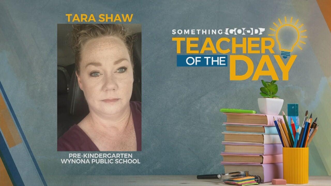 Teacher Of The Day: Tara Shaw
