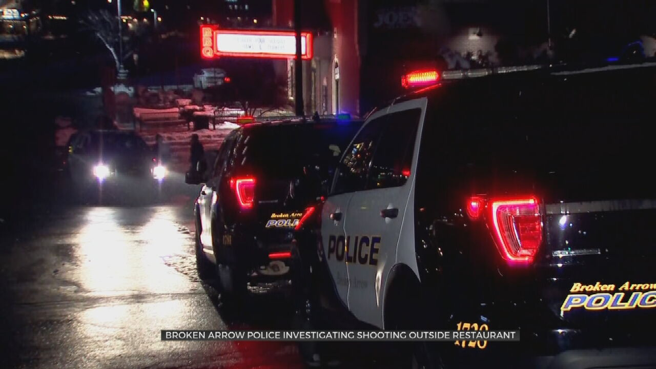 21-Year-Old Critical After Shooting In Broken Arrow