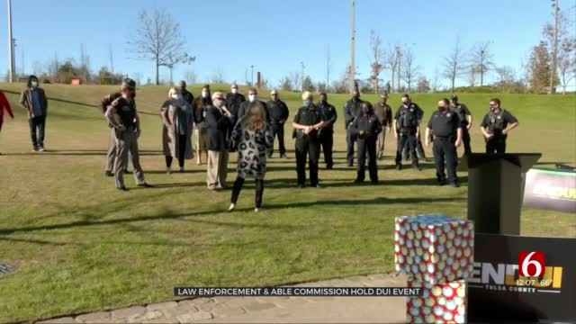 Okla. ABLE Commission, Local Law Enforcement Hold Event To Warn Against DUI