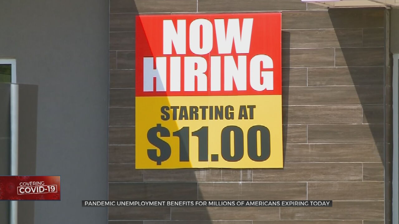Unemployment Cliff Looms As 9.1M Americans Set To Lose Aid By Labor Day