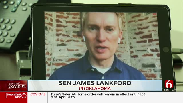 Sen. Lankford Answers Questions Regarding Business Issues In Oklahoma