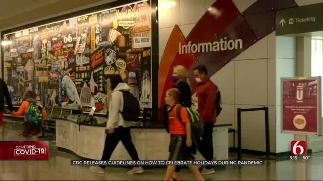 Tulsa International Airport Prepares For Holiday Travel Season Amid Pandemic