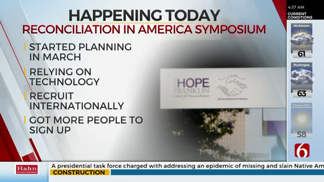 Reconciliation In America Symposium Moves Online Due To COVID-19 Pandemic