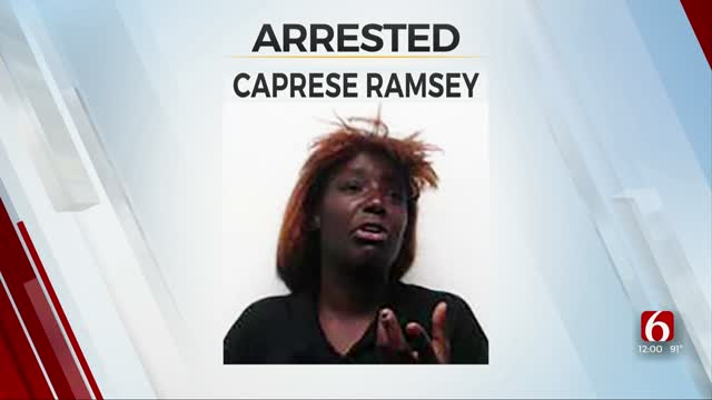 Woman Arrested After Owasso Coffee Shop Robbed, Police Say