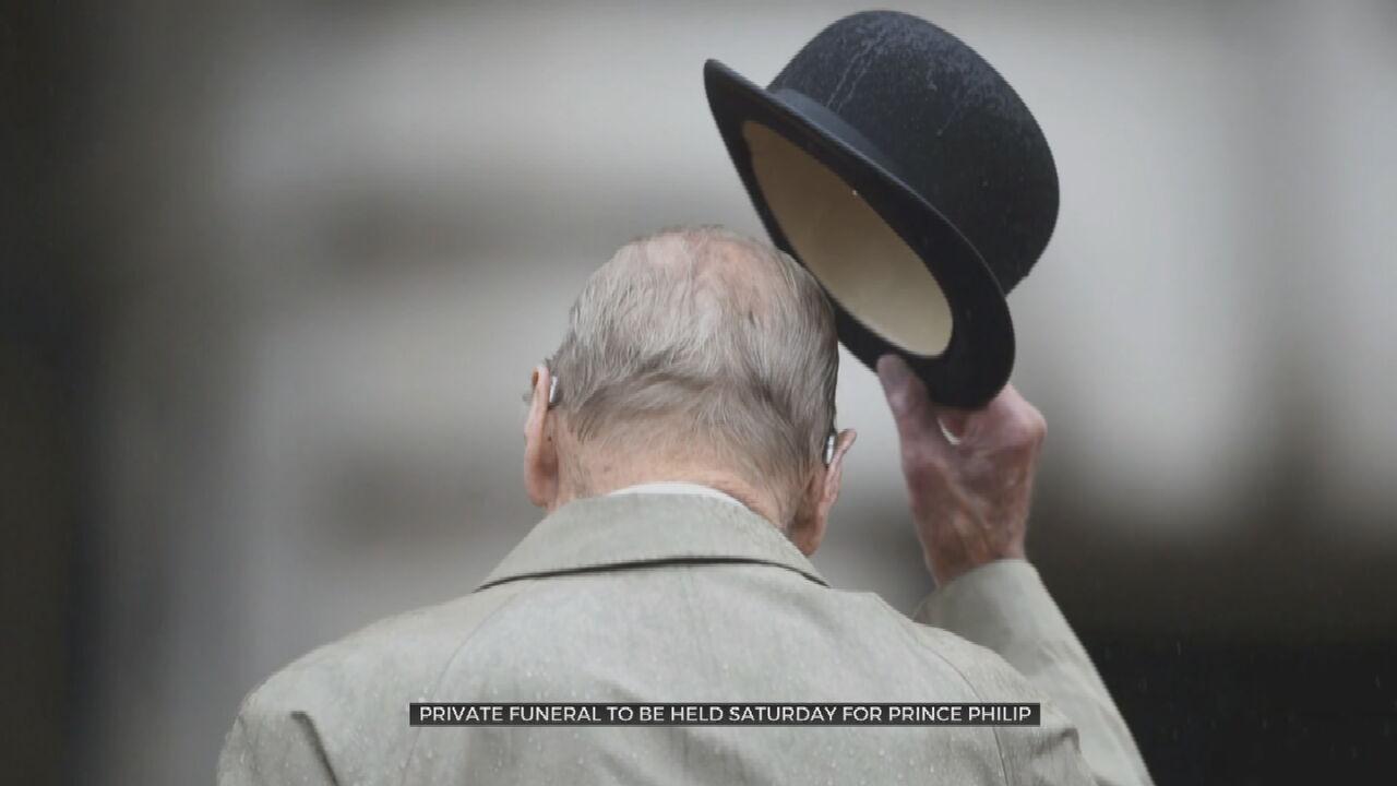 COVID, Philip's No-Fuss Attitude Mean Simpler Funeral Plan