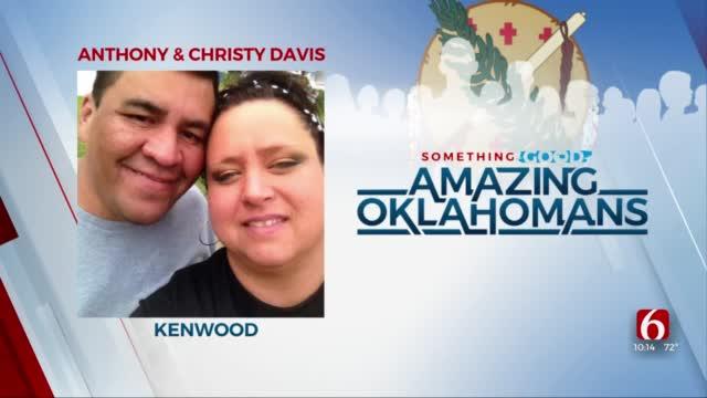 Amazing Oklahomans: Anthony & Christy Davis