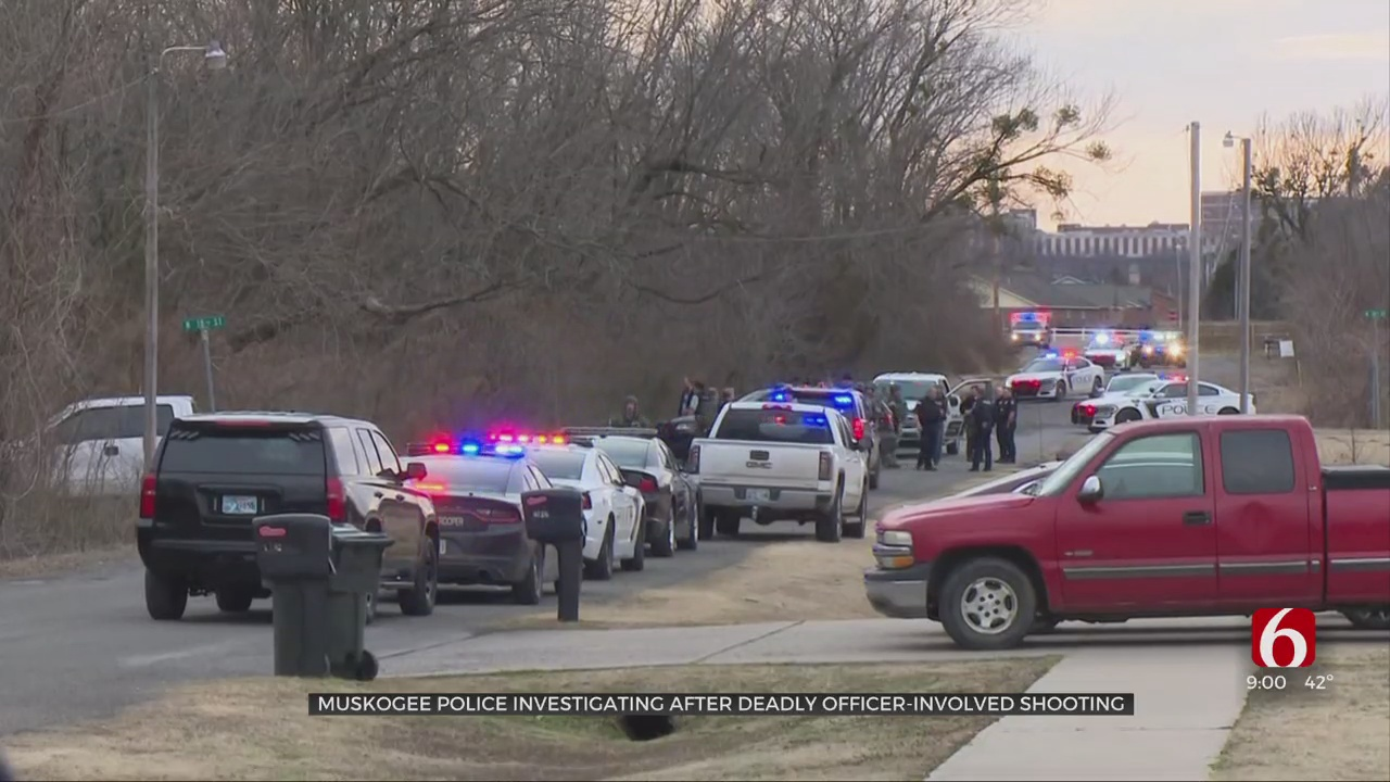 2 Attempted Carjacking Suspects Dead After Police Pursuit In Muskogee