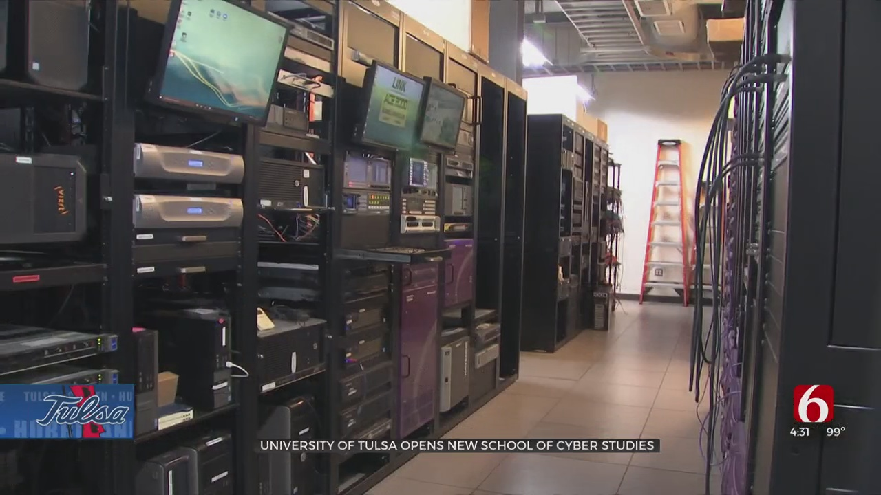 The University Of Tulsa To Offer Cybersecurity Program