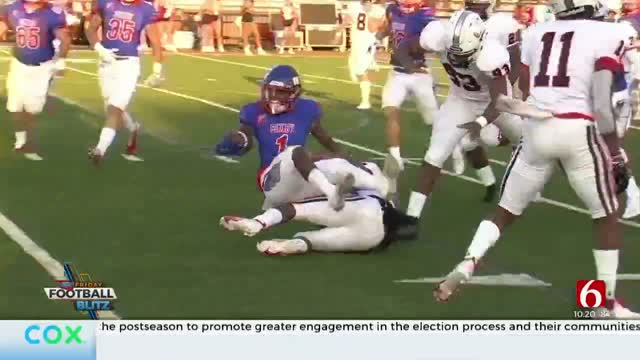 Game Of The Week: Bixby Hosts Union For Renewal Of Rivalry