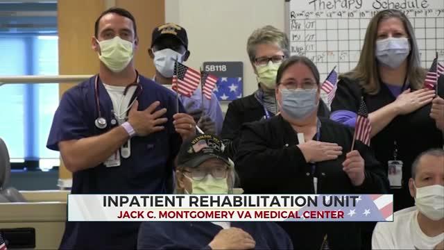 Daily Pledge: Jack C. Montgomery VA Medical Center