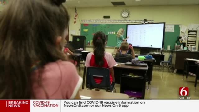 Pandemic Report Card: Grades, Attendance Plummet In Oklahoma Districts During Fall Semester
