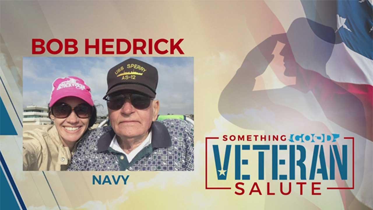 Veteran Salute: Bob Hedrick