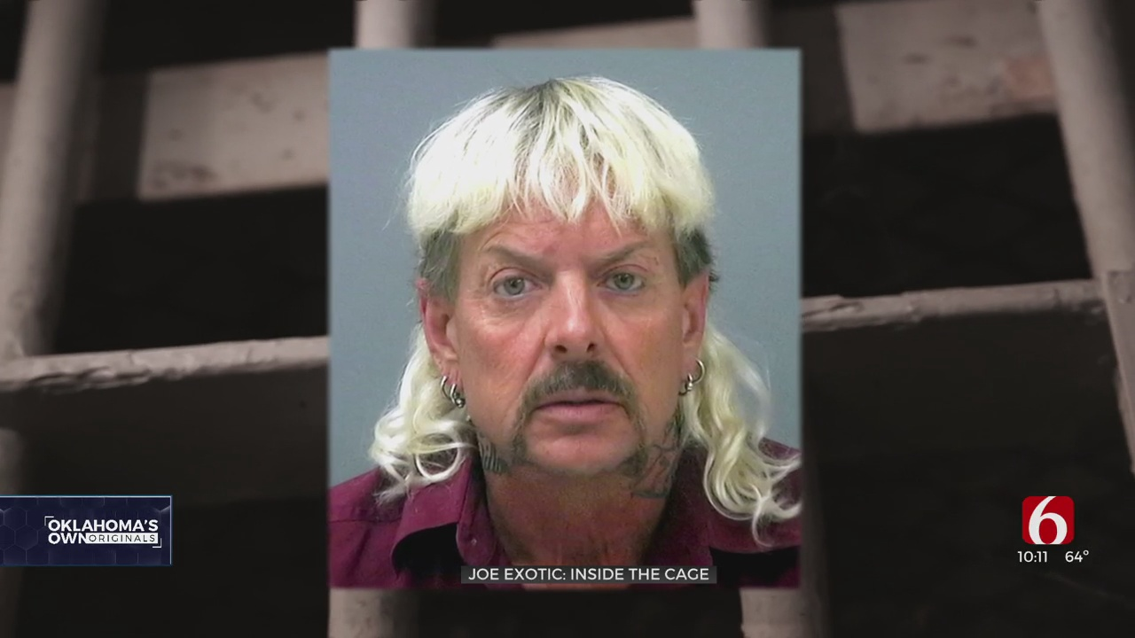 Inside The Cage: The New Developments In Joe Exotic's Case