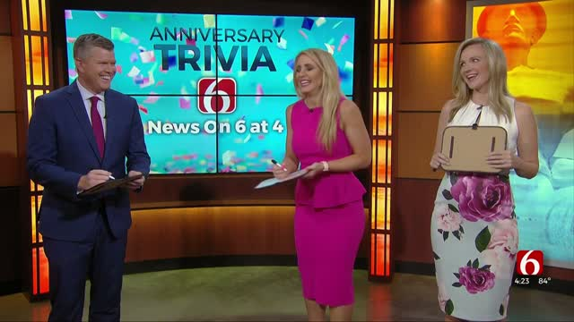 News On 6 At 4 Team Shows Who Knows Who Best In Trivia Game