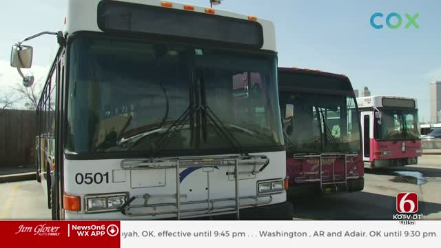 Federal CARES Act Helps Extend Routes For Tulsa Transit