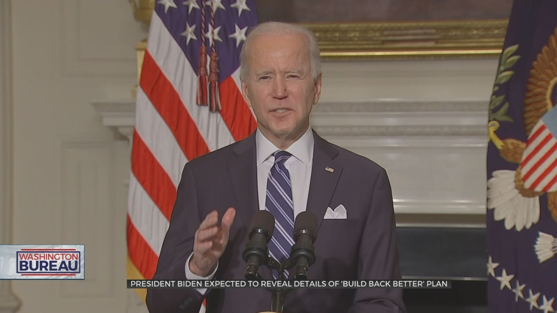President Biden Expected To Reveal Details Of 'Build Back Better' Infrastructure Plan