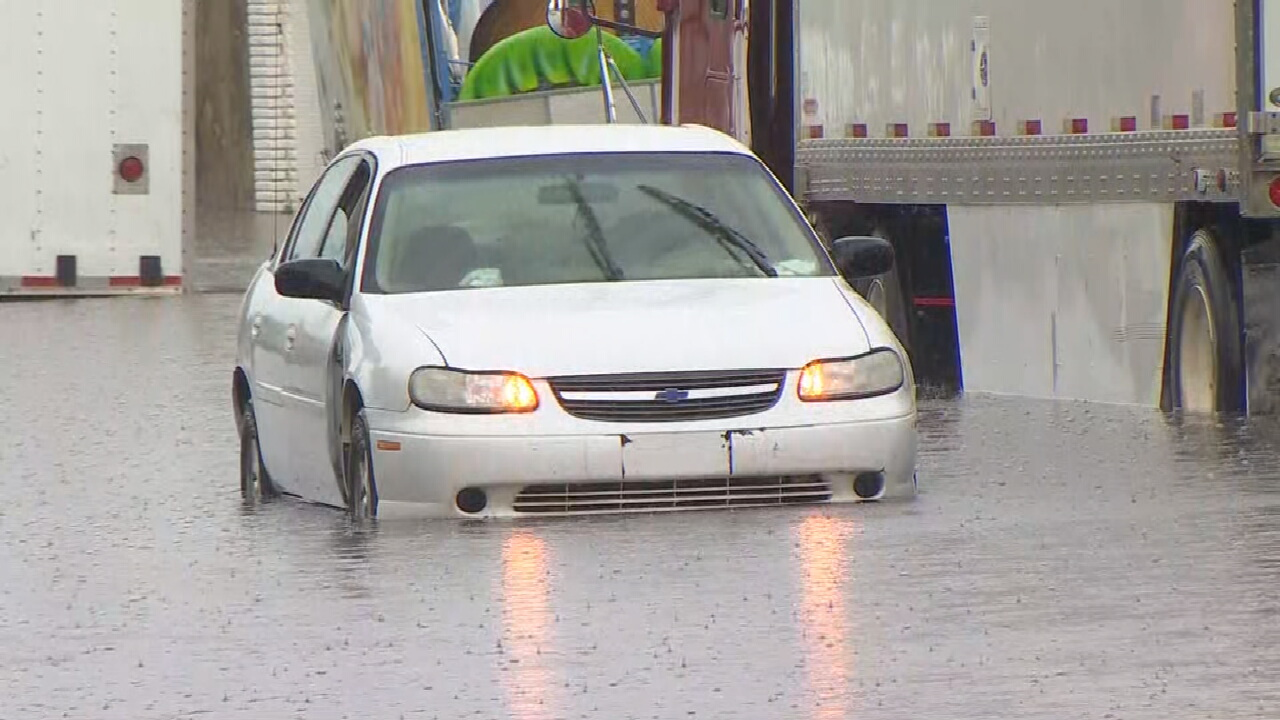 Heavy Rain, Storms Lead To Flooding In Parts Of Okmulgee County