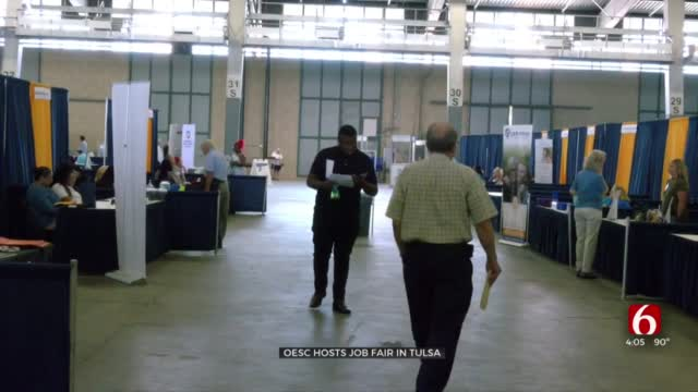 Employers Say OESC Job Fair A Crucial Event To Find Applicants
