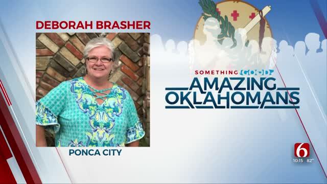 Amazing Oklahoman: Deborah Brasher Creates 'Adopt-A-Teacher' Program