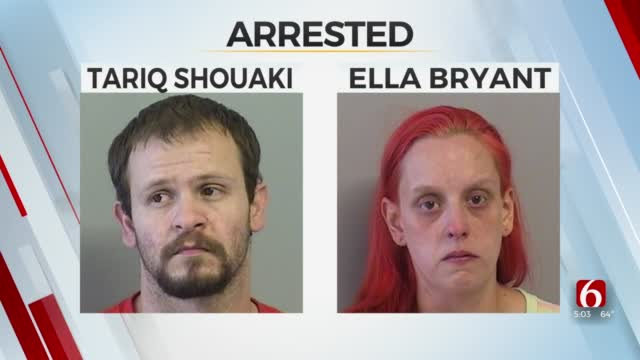 Parents Of Two Young Children Accused Of Child Neglect In Tulsa County