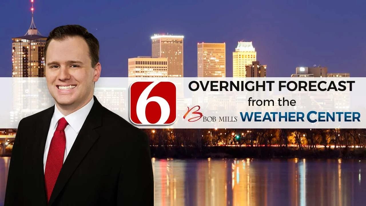 Sunday Forecast With Stephen Nehrenz