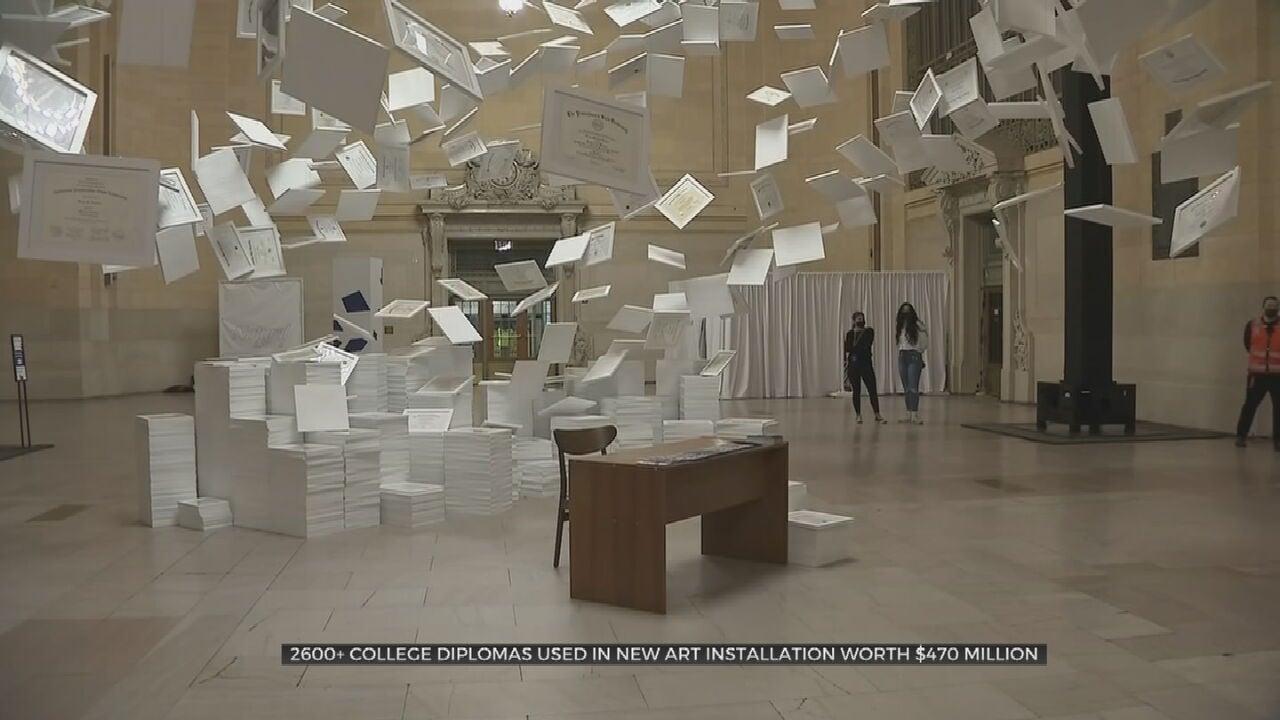 Natural Light Unveils World's Most Expensive Work Of Art 'Da Vinci Of Debt'