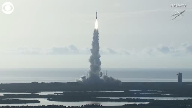 Watch: NASA Launches Perseverance Mars Rover