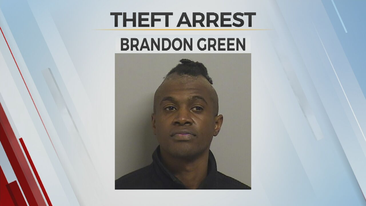 Tulsa Police Say Man Stole From Officers While In Custody, Now Facing Additional Charges