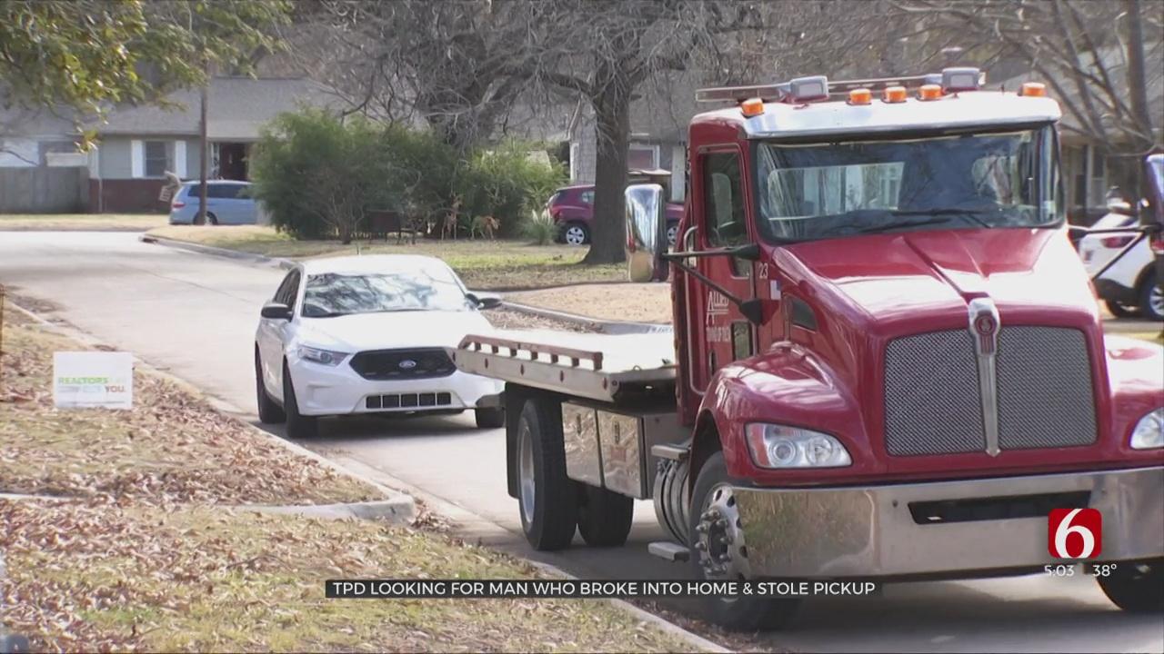Police: Burglary Suspect On The Run Near Brookside Neighborhood