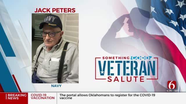 Veteran Salute: Jack Peters