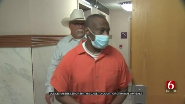 Judge Passes Suspected Serial Rapist Case To Court Of Criminal Appeals