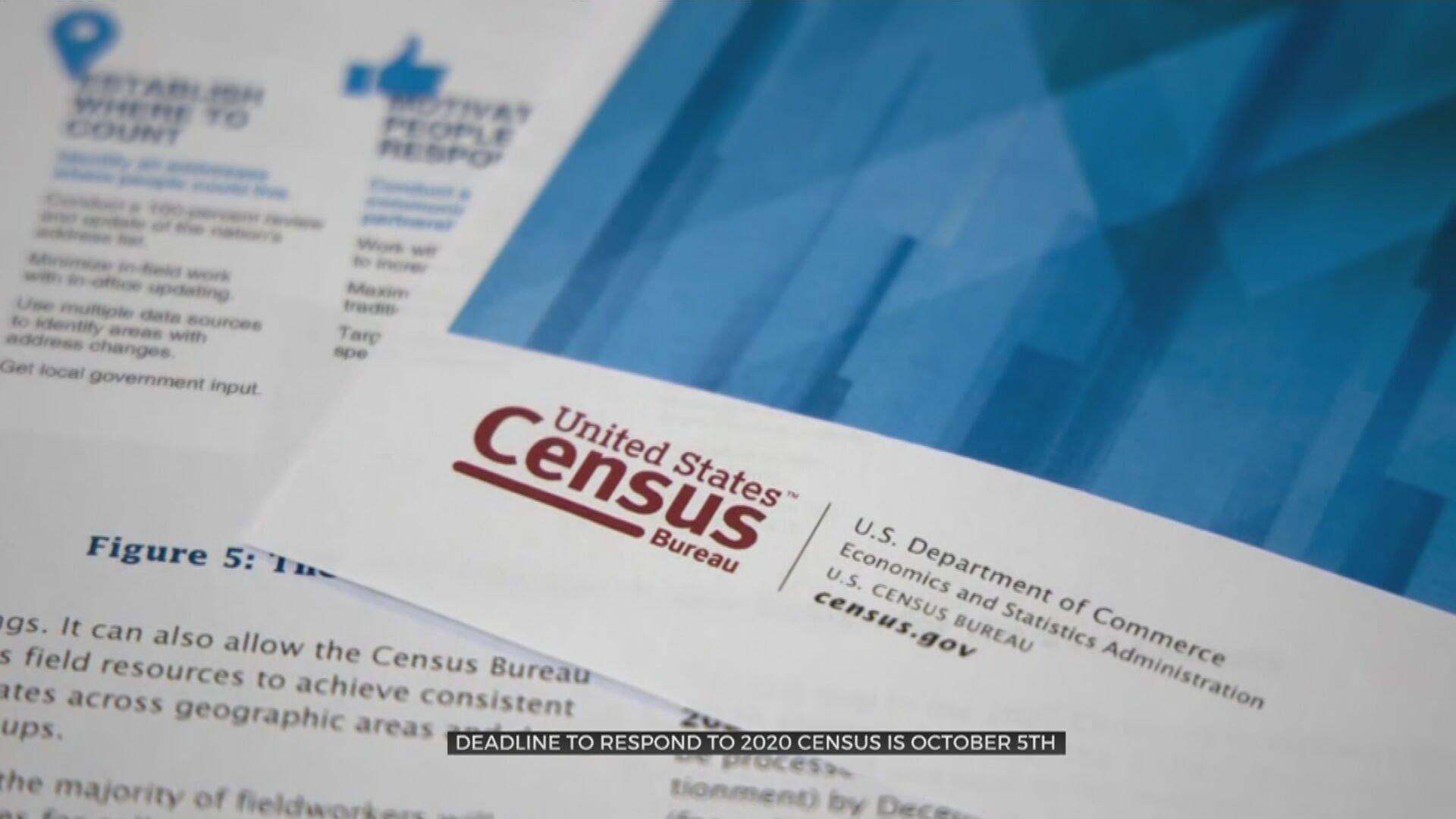 Tulsa Mayor Encourages Census Responses, Says City On Cusp Of Milestone