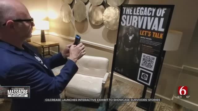 Legacy Of Survival: Hear Tulsa Race Massacre Survivors' Stories In Interactive Experience