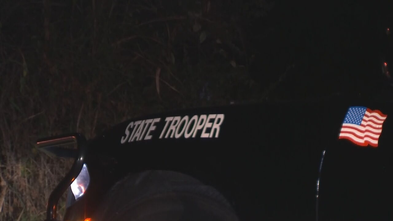 OHP Searching For Driver Who Led Troopers On Overnight Chase