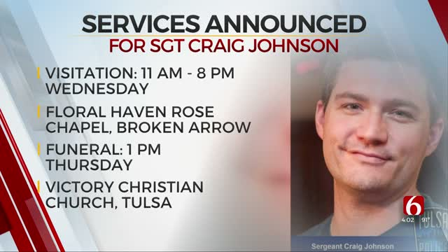 Sgt. Johnson To Receive Full Honors At Services Wednesday, Thursday