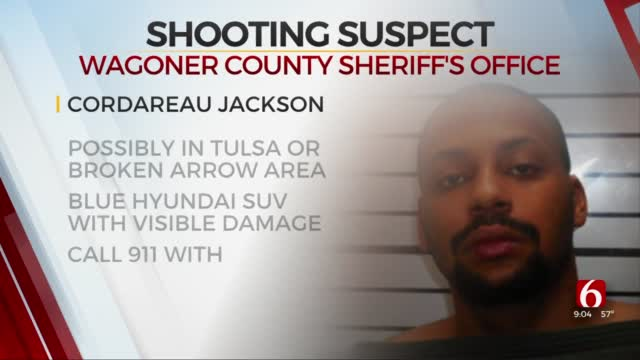 Wagoner County Investigators Searching For Shooting Suspect