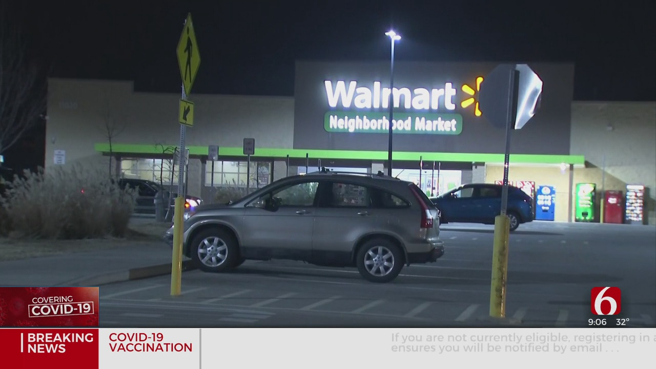 Jenks Walmart Neighborhood Market Temporarily Closes For Cleaning