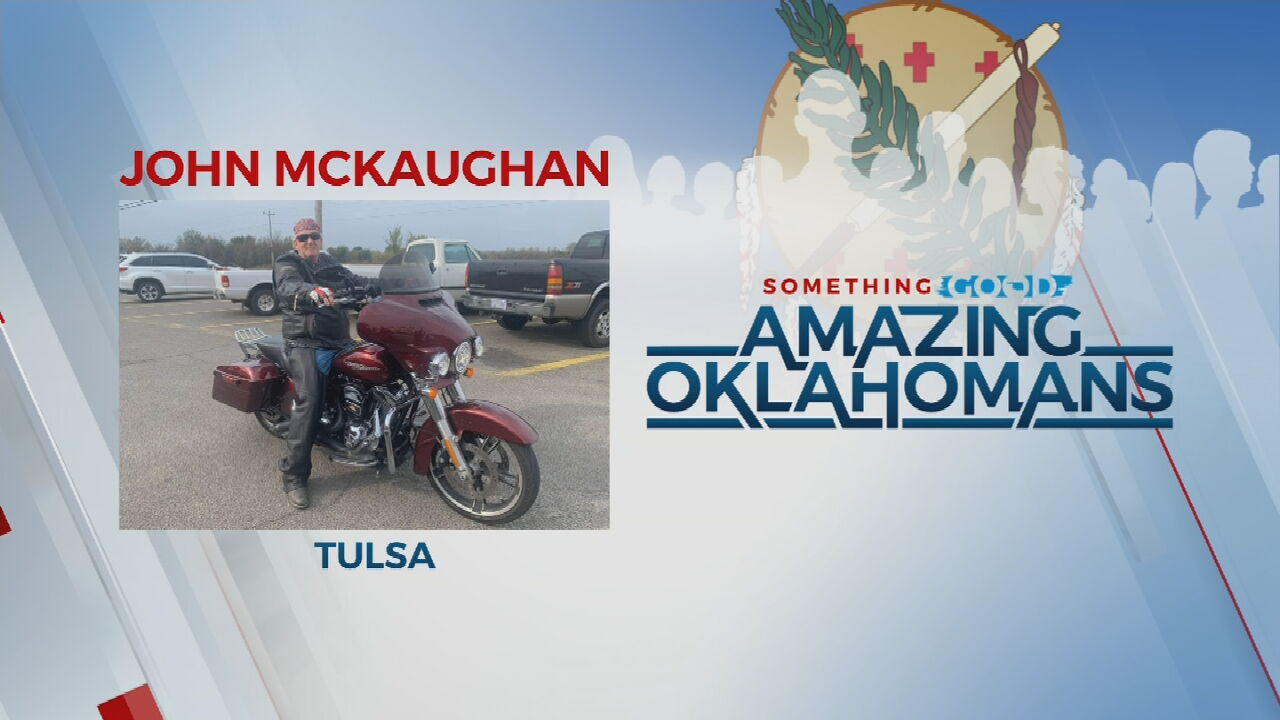 Amazing Oklahoman: John McKaughan