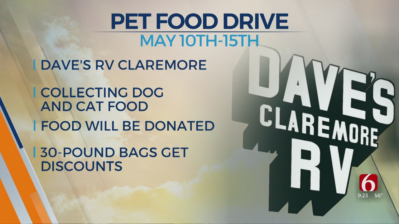 Claremore Business Collecting Donations For Area Animal Shelters