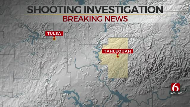 Tahlequah Police Investigate Shooting At Park