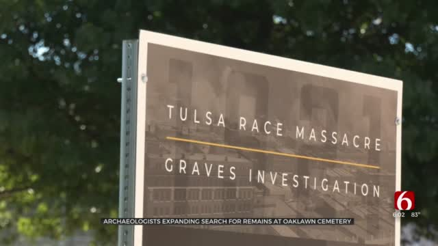 Forensic Team Analyzing 17 Individuals So Far In Mass Grave Search At Oaklawn