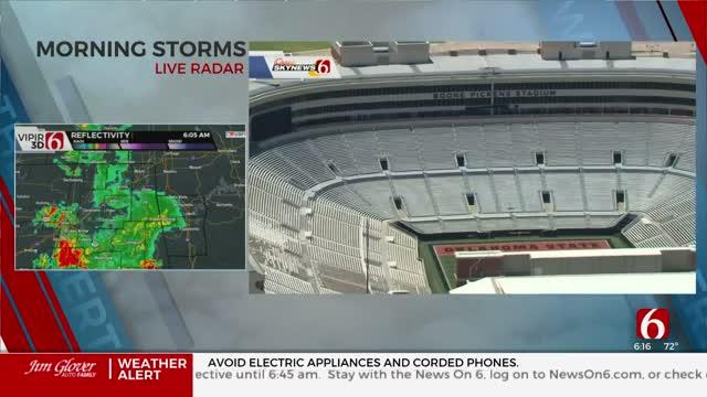 OU, OSU Share Football Stadium Safety Plans